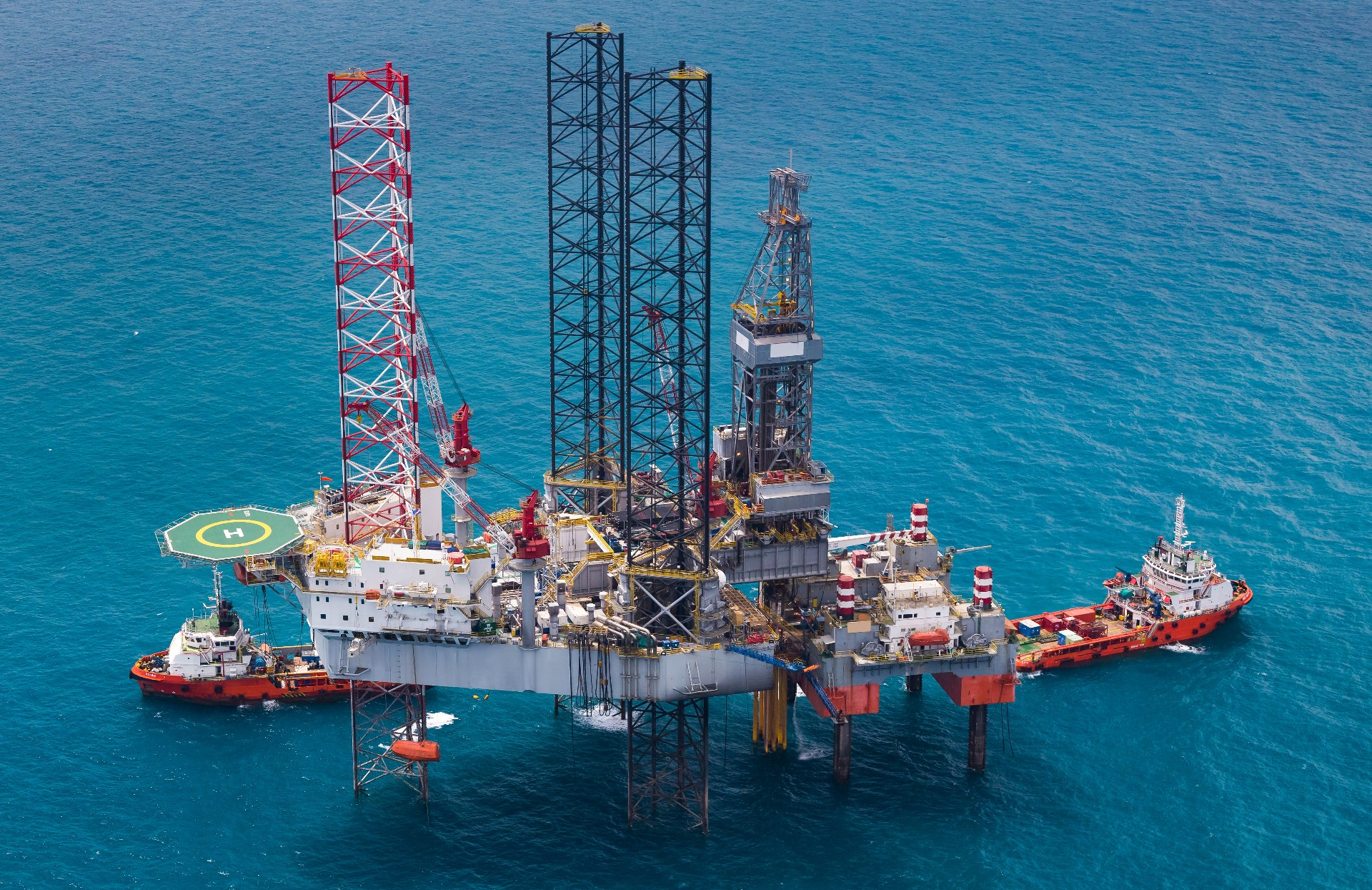 The Top Five Causes of Offshore Oil Rig Accidents | Off